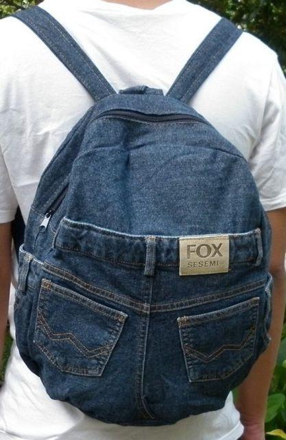Αποτέλεσμα εικόνας για bolsas de jeans