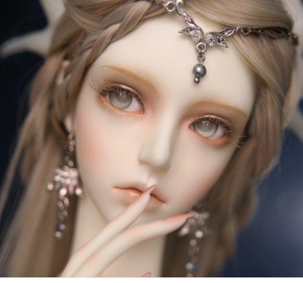soom Nephelin the White Dragon bjd/sd1/3volks dod doll female luts gem ai iple-in Dolls from Toys  Hobbies on Aliexpress.com