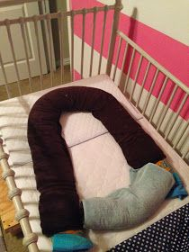 The Mrs. & Co.: Crib Transition and Sleep Training Part 1