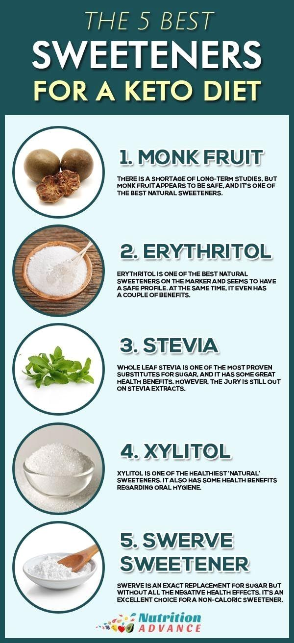 ketogenic diet stevia doesnt taste sweet