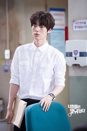 Ahn Jae Hyun You're All Surrounded BTS