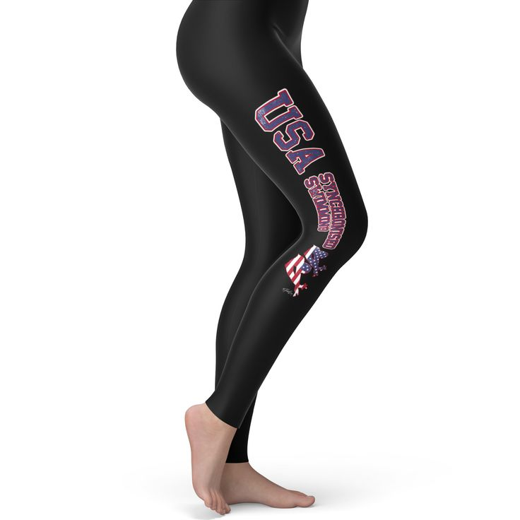 USA Synchronised ...  http://twistedenvy.com/products/usa-synchronised-swimming-womens-leggings?utm_campaign=social_autopilot&utm_source=pin&utm_medium=pin   All artwork on Twisted Envy is created by artists from around the world.     #Twistedenvy