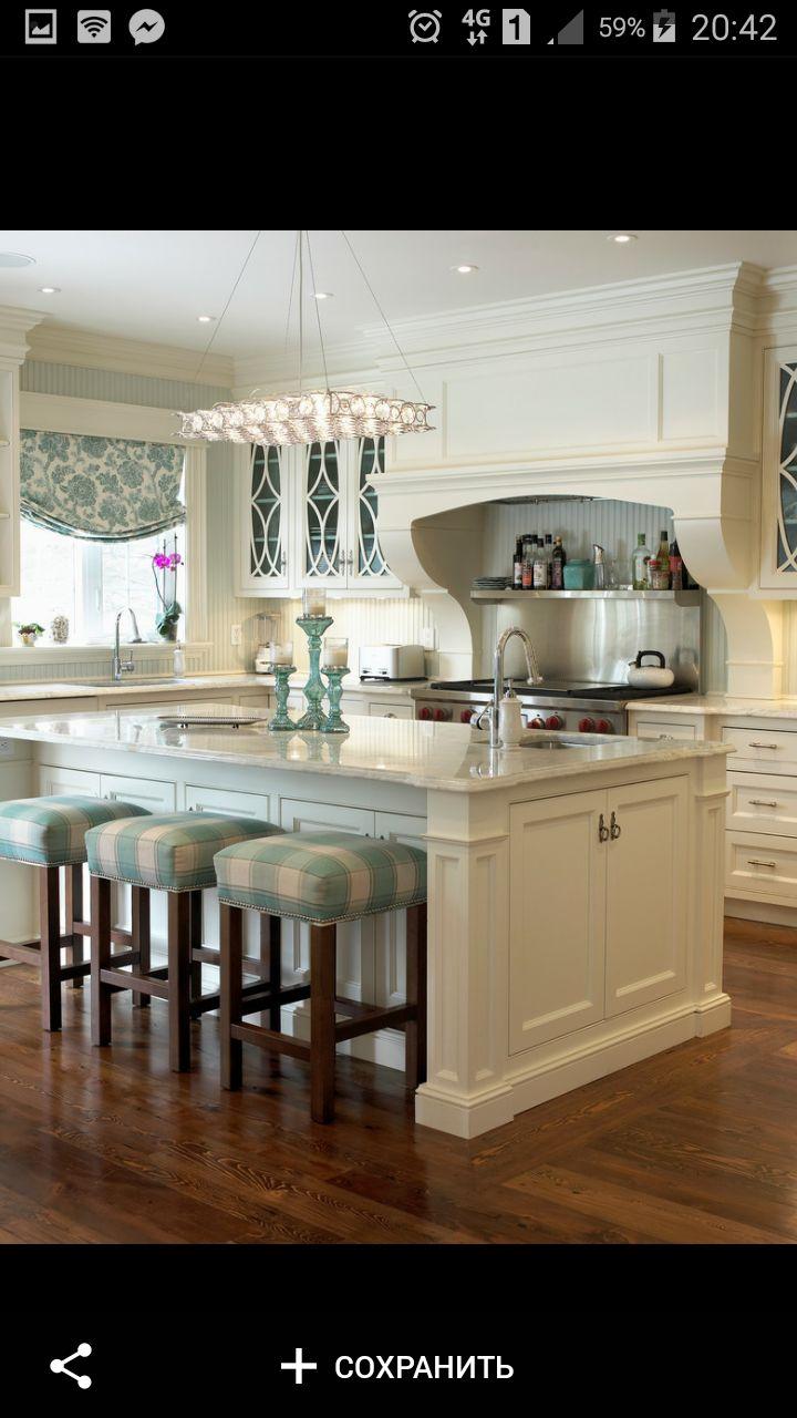 Mejores 90 imágenes de Кухни классика. Classical kitchen. en ...