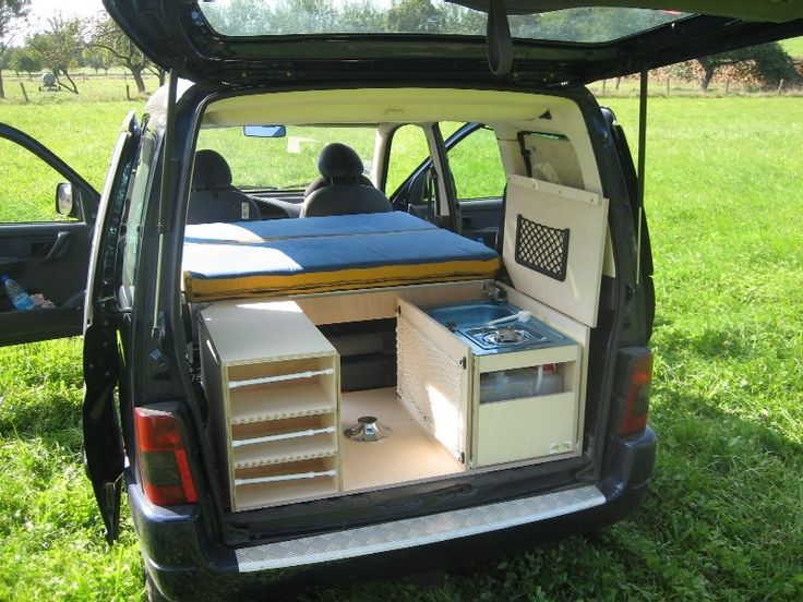 vani bagagli rimovibili vassoio cremagliera box un sacco di foto camperando. Black Bedroom Furniture Sets. Home Design Ideas