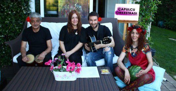Nazan Öncel Güya Çapulcu Orkestrası