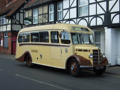 1939 Bedford WTB Duple 26 seat coach on Car And Classic UK