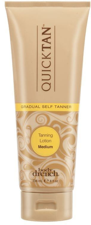 Body Drench Quick Tan Gradual Self Tanning Lotion