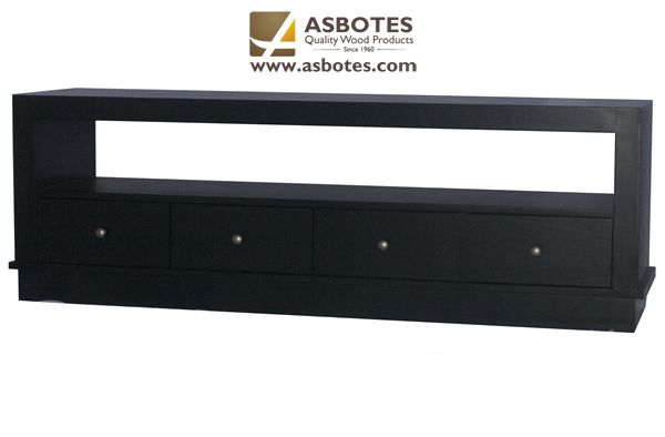 Carribean TV Stand Double Available in various colours. For more details contact us on (021) 591-0737 or go to our website www.asbotes.com