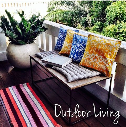 Outdoor Living by Tan Living.