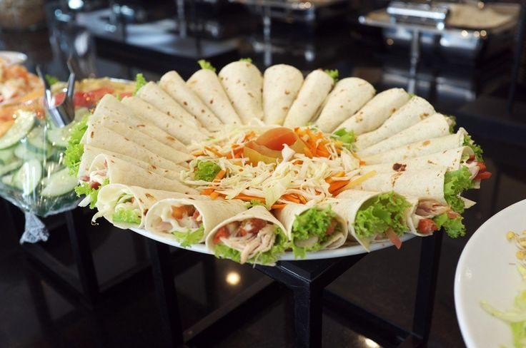 Lunch buffet only $5 at Neo Malioboro Hotel #Yogyakarta