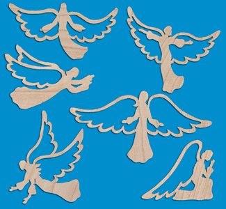 moose scroll saw ornaments | Free Scroll Saw Patterns, Scroll Saw Plans, by Sue Mey