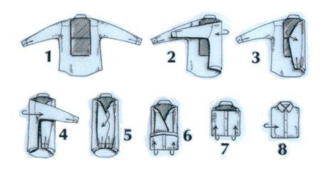 como-dobrar-camisas-homens