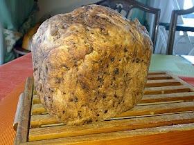 Recetas de Pan en Panificadora: Pan de pistachos y chocolate en panificadora