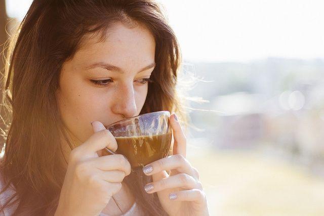 綺麗になれるコーヒーの飲み方