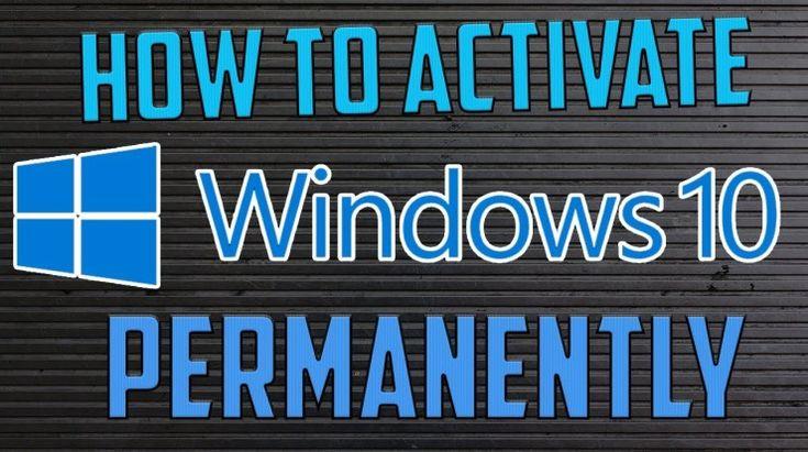 Activate Windows 10 All Versions Easy Method Albviral Windows 10 Windows Microsoft Software