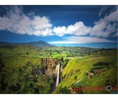 Air Terjun Sipiso-piso #ayopromosi #wisata www.ayopromosi.com