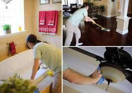 Have your home professionally cleaned by one of the hundreds of local house cleaning services,