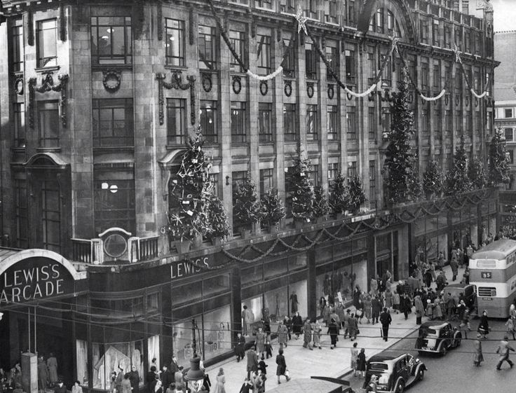 Before Primark there was Lewis's