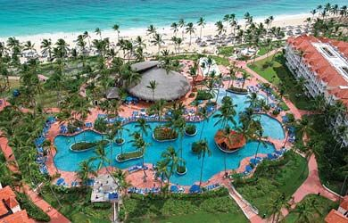 Punta Cana, this is the Barcelo