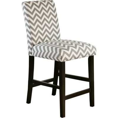 Counter Height Bar Stools With Backs : counter stools Carson Upholstered Counter Height Stool with Back ...
