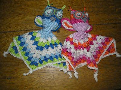 Inge's Creaties: Knuffeluiltjes