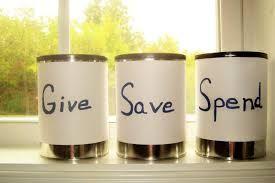 menabung sebagai gaya hidup