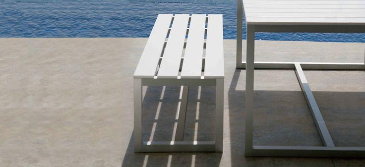 saler bench - GANDIA BLASCO