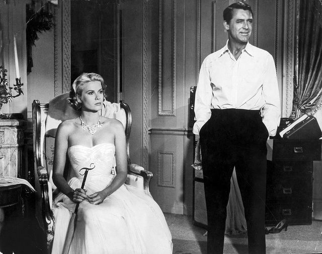 cary grant and grace kelly relationship