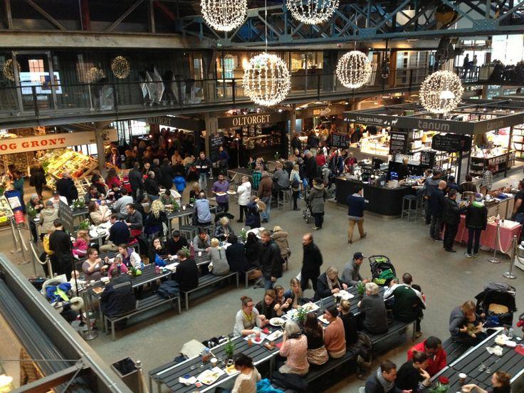 Mathallen Oslo, Gourmet Food Market, Oslo - @dotguides #dotguides #oslo #norway