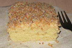 Wattekuchen, ein raffiniertes Rezept aus der Kategorie Kuchen. Bewertungen: 51. Durchschnitt: Ø 4,3.