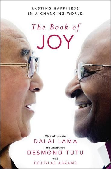 The Book of Joy by Dalai Lama, Desmond Tutu. In April 2015, Archbishop Tutu travelled to the Dalai Lama's home in Dharamsala, India, to celebrate His Holiness's eightieth birthday and to create this book as a gift for others. They looked back on their long lives to answer a single burning question: how do we find joy in the face of life's inevitable suffering? They traded intimate stories, teased each other continually, and shared their spiritual practices.