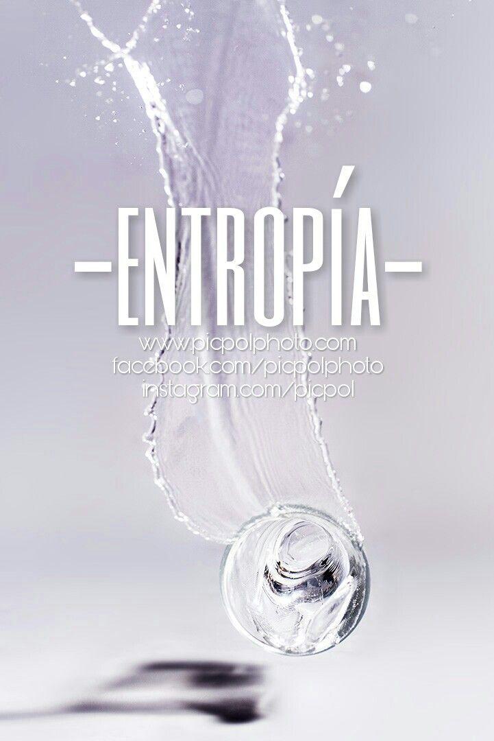 Entropía: Magnitud termodinámica que indica el grado de desorden molecular de un sistema.  Tags: Fotografía, tiempo, agua, arte, entropia, paso del tiempo, blanco y negro, water, drops, stoptime