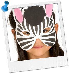 Zebra Party Supplies