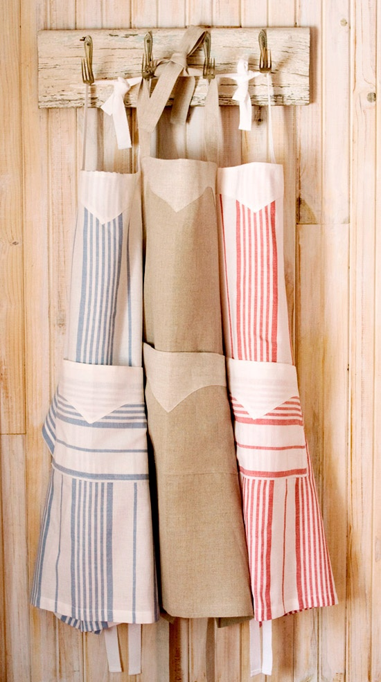 Country Cloth Aprons. Made of Cotton & Linen. Designed, Woven & Made in South Africa. by mungo.co.za