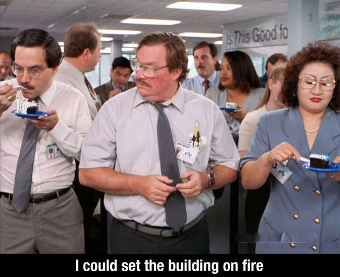 A Collection Of Hilarious Office Space Quotes