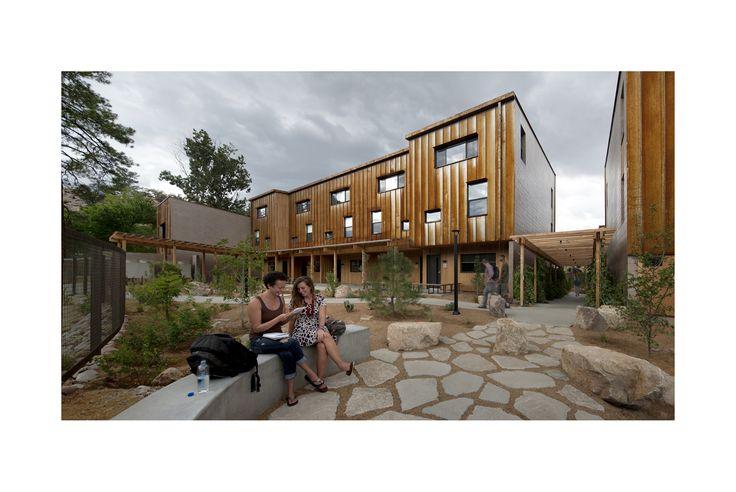 PRESCOTT COLLEGE CAMPUS HOUSING – COLWELL SHELOR LANDSCAPE ARCHITECTURE
