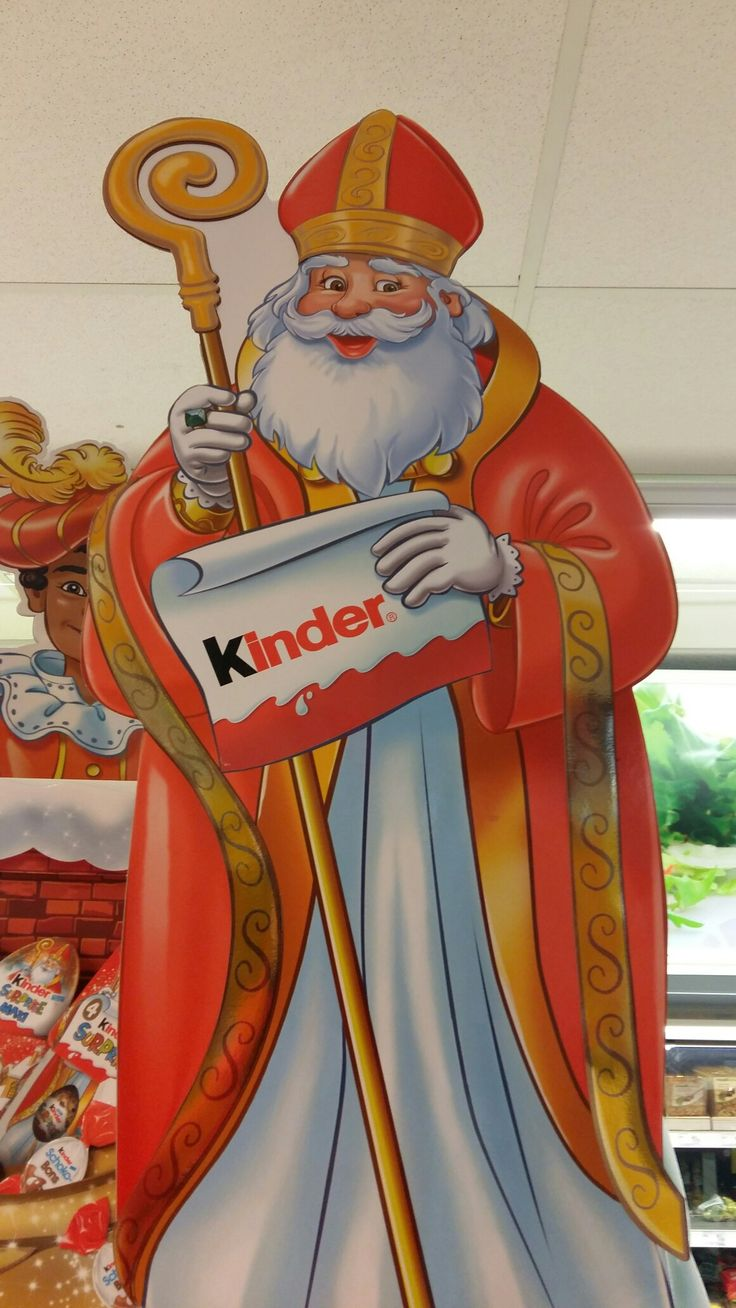 Sinterklaas Kinder Surprise