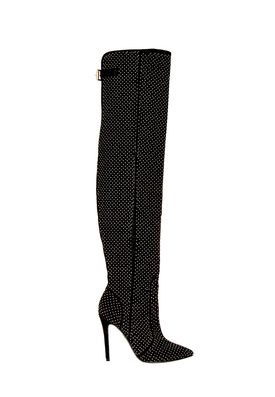 jewelry in new york DIONERA KID SUEDE BOOT by Alice   Olivia