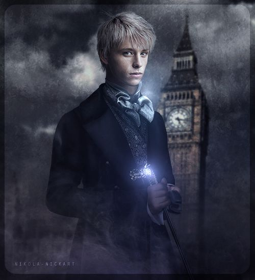 jem carstairs | Mitch Hewer as Jem Carstairs