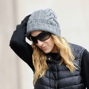 How to Wear a Hat - Winter Hat Hairstyle Tips - Real Beauty  cef70dbc81b