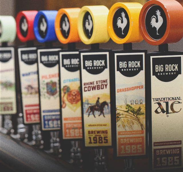 Calgary's Best Breweries