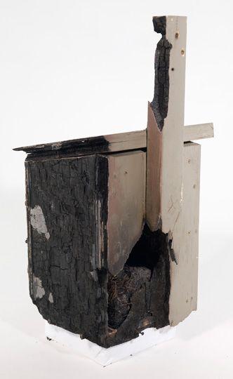 Leadbeater's Possum nesting box