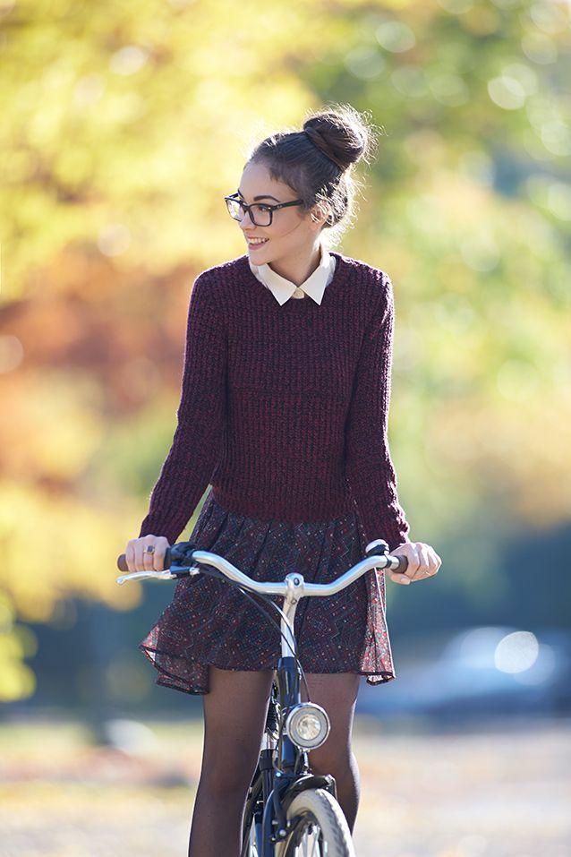 Royal Burgundy Adorable Sweater