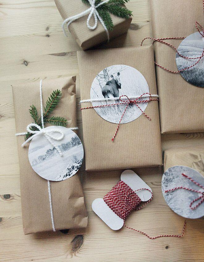 Simplicity Wrappings are alway the best! voimapaperi_joulupaketit_2013_kotilo