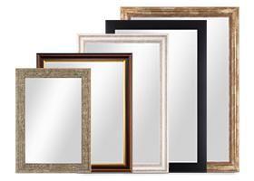 12er-Set Bilderrahmen Silber Barock Antik, 10x15, 13x18, 15x20 und 20x30 cm, inkl. Zubehör, Fotorahmen / Barock-Rahmen Rahmen-Stil Barock