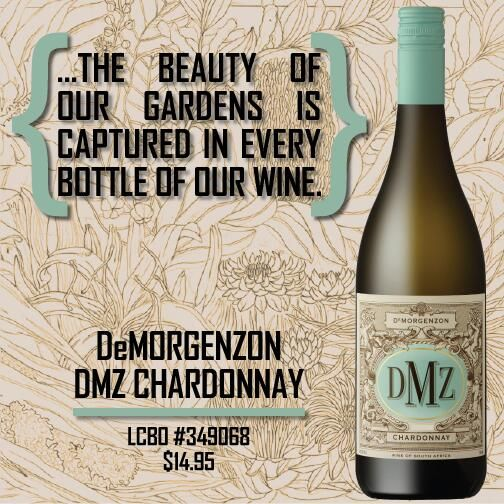 Bottled Sunshine! @DMZwine Chardonnay one of @NatalieMacLean's picks to warm up this winter http://www.nataliemaclean.com/winepicks/winepicks_print.aspx?batch=334951122650d4b0a5202aeb9b44f0b6… pic.twitter.com/ZSbPcqYwj1