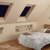 Blackout Blinds by Vale for VELUX® windows and skylights ?>