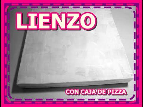 Como Pintar un Cuadro en Silicona Caliente Texturizada - Hogar Tv por Juan Gonzalo Angel - YouTube