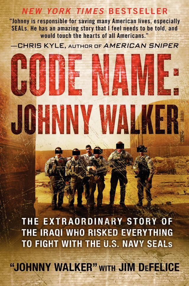 The War Calendar:  War Films to Be Released in 2015 and Beyond: Code Name: Johnny Walker
