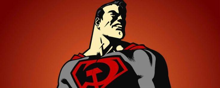 'RUMOR: Warner Bros. podría estar desarrollando una película sobre 'Superman: Hijo Rojo'